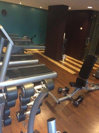 Novotel Leeds Centre: Gym
