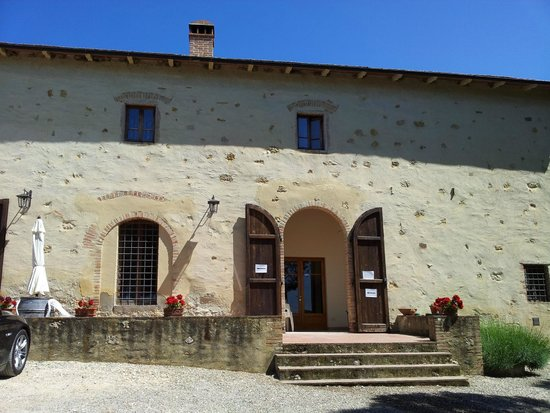 Castel San Gimignano, Italie : Reception