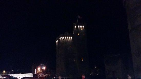 Iséo : Frente a las Torres