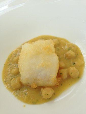 Ristorante La Parolina: Cod fish