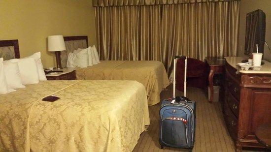 Clarion Hotel & Suites Curacao: Room