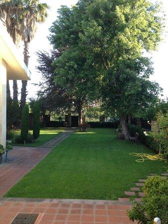 La Villetta Suite: Parte del giardino