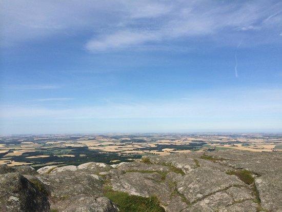 Bennachie Hill Walks: Top of Mither Tap