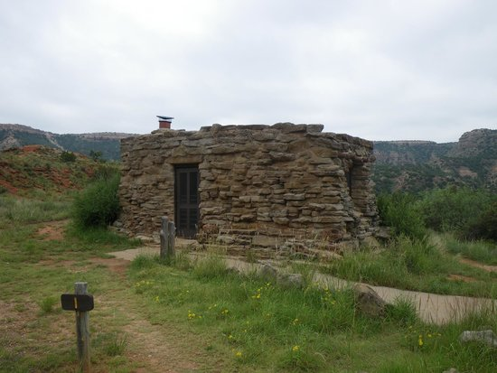 Palo Duro Canyon State Park: Palo Duro Canyon Cabin