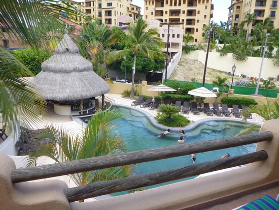 Marina Fiesta Resort & Spa: view from our room
