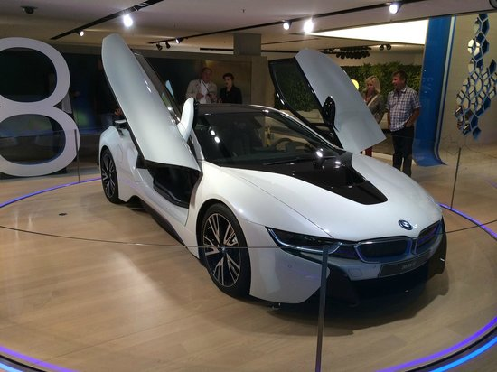 bmw i8 picture of bmw museum munich tripadvisor. Black Bedroom Furniture Sets. Home Design Ideas
