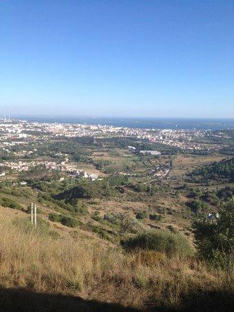 Castelo de Palmela: The view!