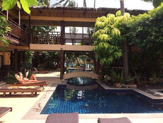 Phra Nang Inn: Pool