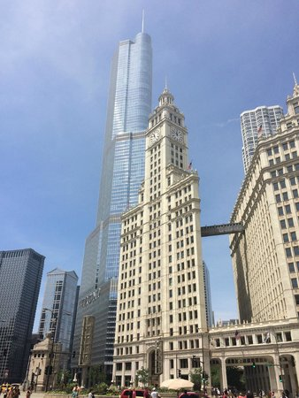 The Magnificent Mile: Avenida Michigan