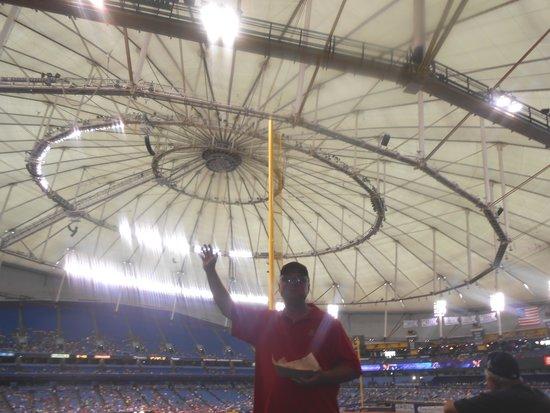 Tropicana Field: The Dome