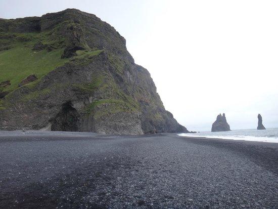 Reynisdrangar: вид на гору