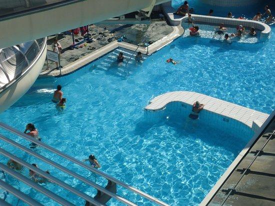 Das Sonnreich Thermenhotel Loipersdorf: Утренняя пробежка