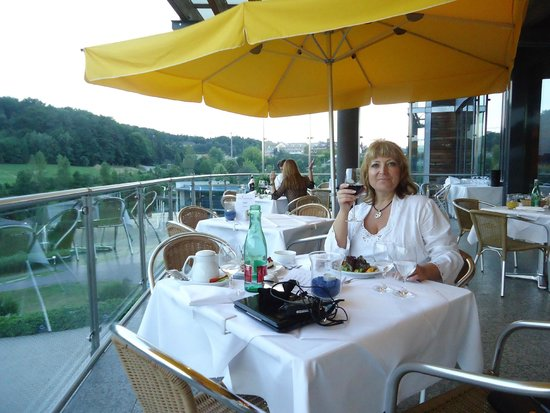 Das Sonnreich Thermenhotel Loipersdorf: Зайчик потерял маму