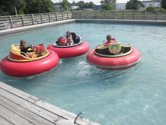JJ's Awesome Acres: Bumper Boats