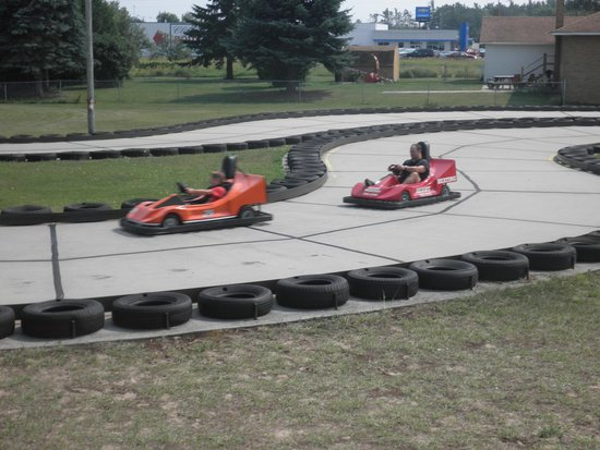 JJ's Awesome Acres: Racing
