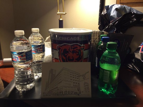 AC Hotel by Marriott Chicago Downtown : Birthday gift