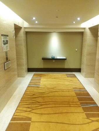Sheraton Nha Trang Hotel and Spa: Elevator waiting area
