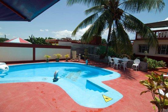 Villa Jorge y Ana Luisa: Pool