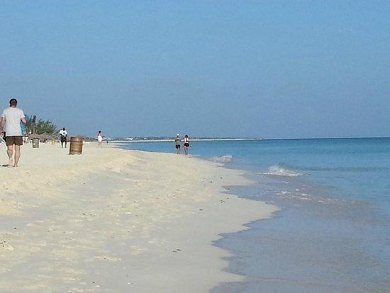 Memories Paraiso Beach Resort : plage