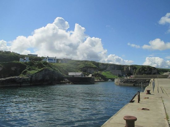 Ballintoy Harbour : beautiful harbour