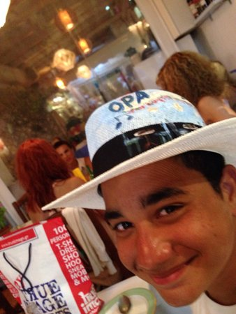 Opa Taverna: Youssef my son