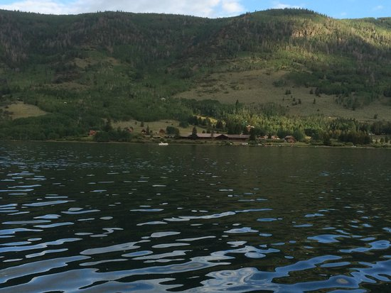 Fish Lake Resorts : Fishlake Lodge