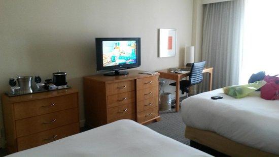 Hilton Clearwater Beach: hotel room