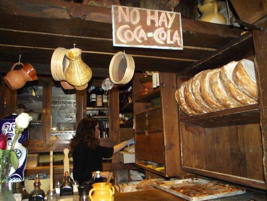 Taberna Maceira : Bar