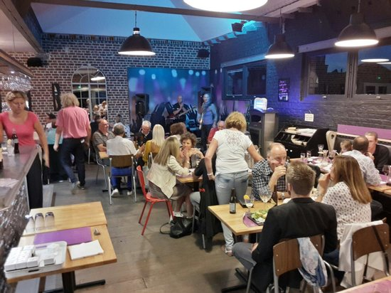 Roncq, ฝรั่งเศส: D'excellents moments entre amis