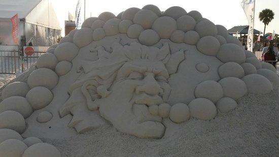 Hilton Clearwater Beach: beach