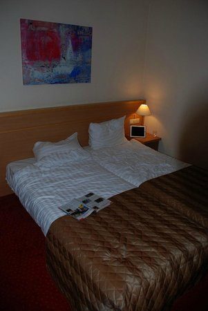 Bastion Hotel Amsterdam Amstel : Chambre 1