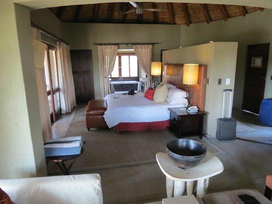 Dulini River Lodge : Room 1