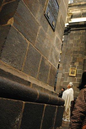 Catedral del Cuzco o Catedral Basílica de la Virgen de la Asunción: Misa en la catedral