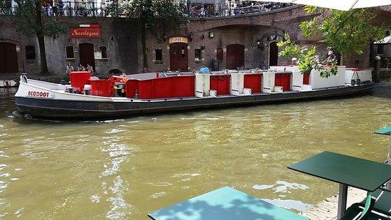 Canals area: Área dos canais, Utrecht.