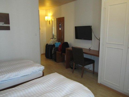 Hotel de la Rose : Habitación