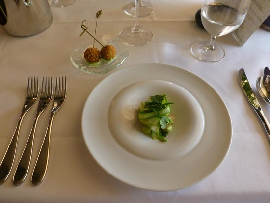 The Elephant: One of the dishes