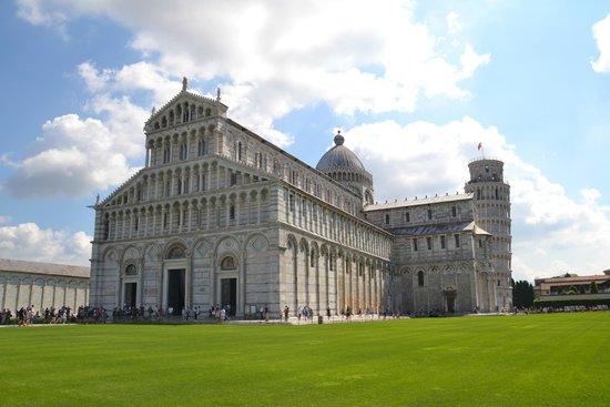 Piazza dei Miracoli : Duomo