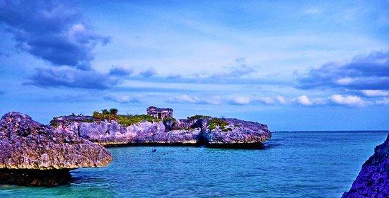 Grand Sirenis Riviera Maya Resort & Spa : Xaac Bay Maya lighthouse ruins