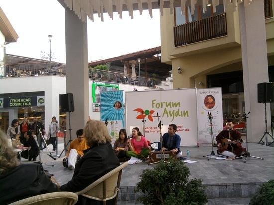 Forum Aydin: Forum Aydın
