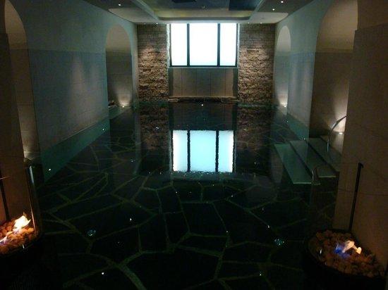 Grand Hotel: Spa Pool