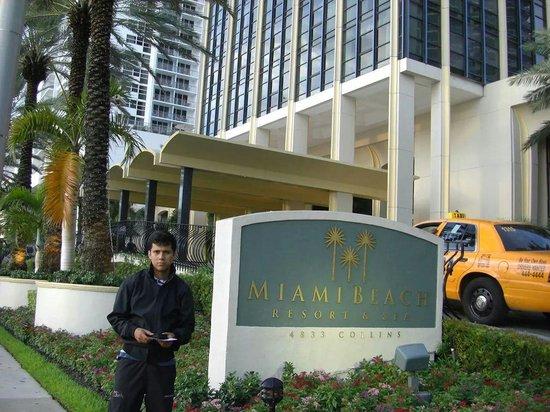 Miami Beach Resort and Spa: Mauricio