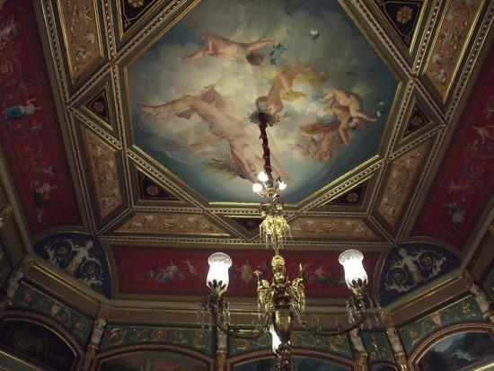 Palacio del Marques de Dos Aguas : plafond