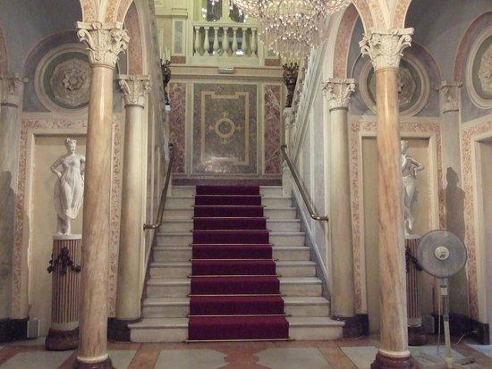 Palacio del Marques de Dos Aguas : entrée