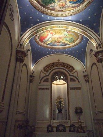 Palacio del Marques de Dos Aguas : chapelle