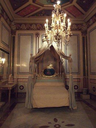 Palacio del Marques de Dos Aguas : chambre