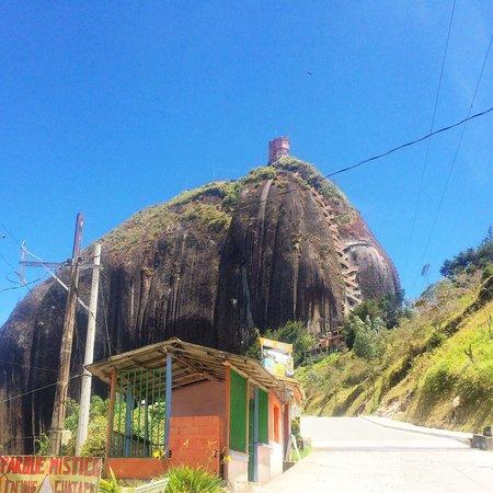 Piedra del Peñol: Guatape