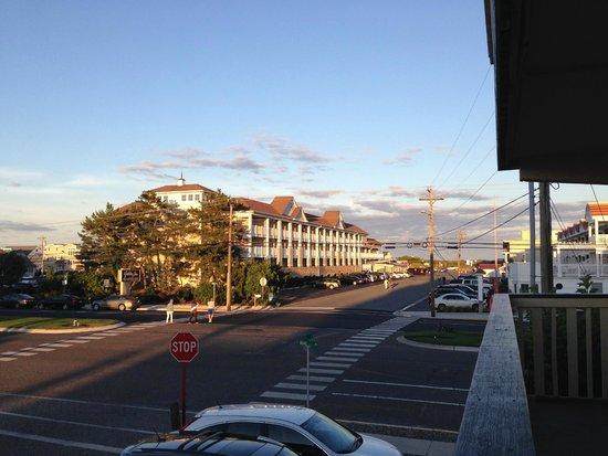 The Beachcomber Resort: Balcony View
