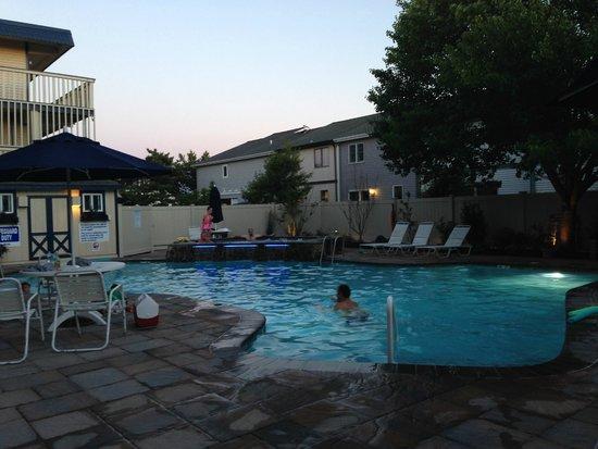 The Beachcomber Resort : Pool