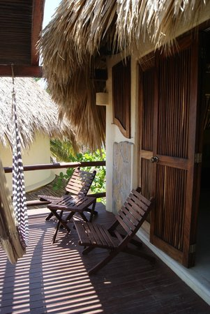 Punta Placer Bungalows: Habitación
