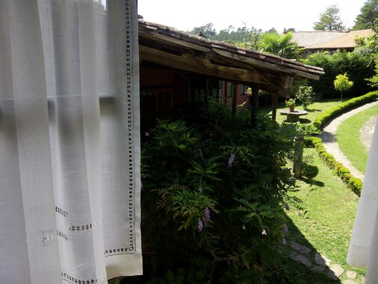 Bascuas, Spain: Desde mi ventana de la habitación